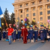1.09.2011 parade of Kharkov region higher education establishments