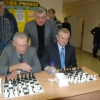12.12.2013 in sport and fitness complex of the NUPh was held a simultaneous chess game