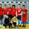 """This week on February 16th, the annual mini-football tournament """"Cup of the NUPh Rector"""" started"""