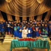 June 20, 2014 Graduation ceremony for full-time students