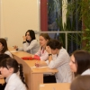On February 24, 2014 the Competition on Pharmacology for Ukrainian and foreign 3-rd yer student