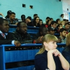 "On March 26, 2015, the XIIIth Interuniversity scientific and practical conference of foreign students of preparatory faculties and departments of Ukraine ""The Way to Science: first steps"" took place in the NUPh"