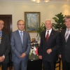 26.09.2012 a visit of Deputy Head of Embassy Mission of the Kingdom of Morocco to Ukraine