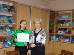 """In November 2012 the Scientific- methodological (scientific research) laboratory on pharmaceutical education of the National University of Pharmacy, and the NUPh Psychological Service conducted the training: """"Managing yourself and your own abilities""""."""