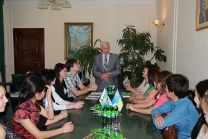 20.05.2013 Manufacturing practice of students from South-Kazakh State Pharmaceutical Academy 1