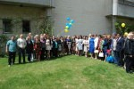 On May 16, 2015, a traditional event - jubilee meeting of the graduates - took place in the National University of Pharmacy. On this May day, specialists of pharmacy from all over Ukraine, who received diplomas in 2010, 2005, 2000, 1995, 1990, 1985, 1980, 1975 and 1970, visited their own classrooms. It was a real meeting of generations, fascinating meeting, thanks to the organizers who allowed the guests, using the