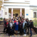 October 17, 2017 - excursion to the National Literary and Memorial Museum of H. S. Skovoroda