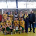 Closing of the futsal competition of the Kharkiv Regional Trade Union Organization of healthcare workers took place on April 18, 2018