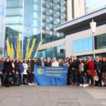 On September 28, 2018 the Rectorate, employees and students of the NUPh took part in the