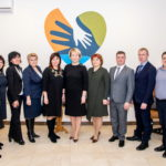 On March 4, 2019, a delegation of the National University of Pharmacy  visited a children's hospice