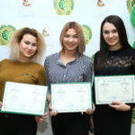 On February 25, 2019, diploma delivery ceremony for students was carried out at the National University of Pharmacy
