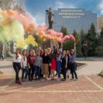 On April 12, 2019, the All-Ukrainian competition of student's scientific papers on the specialty