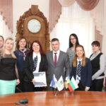 Visit of the delegation from the Medical university Varna, Bulgaria to the National university of pharmacy